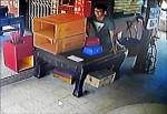 偷完香油錢還做車禍筆錄 竊賊自投羅網