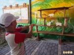 關山農村竹槍體驗  打獵趣環保好玩