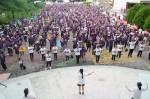屏東市慶祝父親節反毒健行