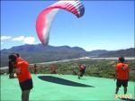 停辦10年 鹿野飛行傘開賽