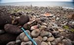 疑馬航殘骸被當垃圾 留尼旺島民把它燒掉了
