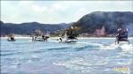 外木山王爺巡港 13船神尊海上遶境