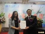 張懋中接任校長 「將帶領交大邁向偉大的大學」