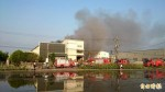 烏日工廠大火 2樓廠房燒光