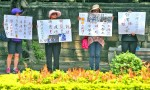 《TAIPEI TIMES 焦點》 Students not influenced by politics: Dai Lin's mother
