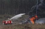 俄直升機表演突墜毀  1飛行員罹難
