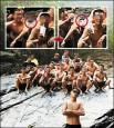野溪合照驚見鬼臉 18壯漢4人莫名受傷