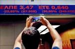 《國際財經一秒捉》希臘股市重啟 開盤慘跌