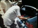 警察好眼力 數百米外認出竊嫌車