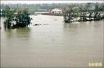 四湖5村淹水 5抽水機全沒開