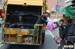 清潔員週休2日 10月起彰市每週只收5日垃圾