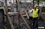 社區公園遊憩設施損壞未修  議員批雲林縣府失職