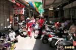 東港第二市場徒步區 過半攤販反對