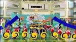 日多曼南卡節 樹德科大演台灣文化