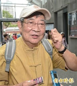 「沒什麼不可以!」王曉波力挺連戰去中國閱兵