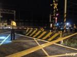 台鐵深夜新市傳意外 區間車撞死機車女騎士