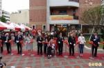 林澄輝紀念大樓開幕 將投入老人照顧服務