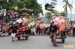 新竹客家義民祭今開幕 吳敦義參加創意挑擔