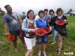 馬來西亞踩線團 赴冬山鄉體驗田園生活
