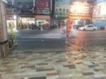 (更新)台南雨勢不斷 安中路又變「安中河」