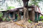人為?風災? 新埔公學校宿舍毀損