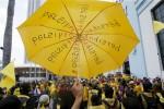 抗議總理貪污 大馬黃衫軍發動34小時示威遊行