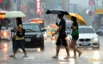 西南氣流持續發威 明天各地仍有雨