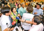 《TAIPEI TIMES 焦點》 Tainan mayor ends city council boycott