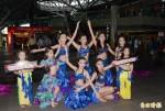 (更新)「藝起來高鐵」練舞功 小學生讓人驚艷