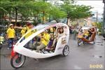 三輪車導覽埔里 低碳輕旅行夯