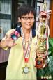 成功工商王筱雯 世界溜溜球賽奪冠