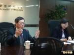 中國銀監會主席尚福林 9月二度來台