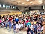 《南台最大》協進附幼270生開學 有笑有淚