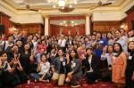 今天是記者節  馬英九臉書貼文祝賀