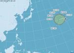 跨過換日線 第17號颱風「奇羅」生成