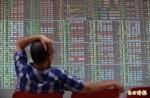 台股收盤大跌157點  8000點岌岌可危
