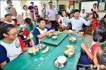 營養午餐加菜 台中市府加碼補助每人每餐5元