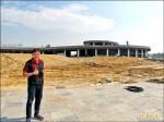 高美濕地中心明年開放 促建停車場