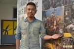 15年來台灣第一人 劉經瑋獲日本插畫大賽最大獎