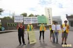 宏達電裁員400人 總工會到廠抗議