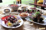 拿食物來做SPA磨砂 遊客體驗驚奇