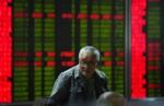 中國股市強力拉回   午盤小漲0.3%