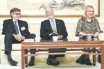 《TAIPEI TIMES 焦點》 Descendants of ex-US presidents speak of affinity