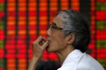 股災再起!中國股市早盤大跌逾4%