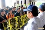聲援Hydis工人抗爭 8人妨害名譽罪起訴