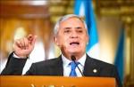 豁免權沒了 瓜地馬拉總統涉貪將被訴