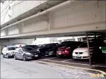 湖口公有停車場收費空窗期 遭人佔用