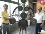 宜蘭城百工系列展 展出舊城銅、錫工藝展