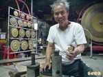 工藝傳承66年 林午鐵工廠做銅鑼揚名國際