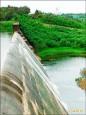 117年來8月最豐雨量 澎湖水庫壩體滲透